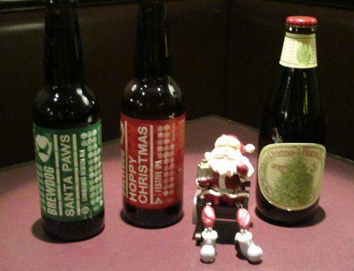 クリスマス・ビール入荷 – 川崎店